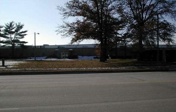 Keokuk Steel Castings office, Keokuk, Iowa
